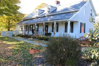 Coursen Homestead, Fredon Township, NJ