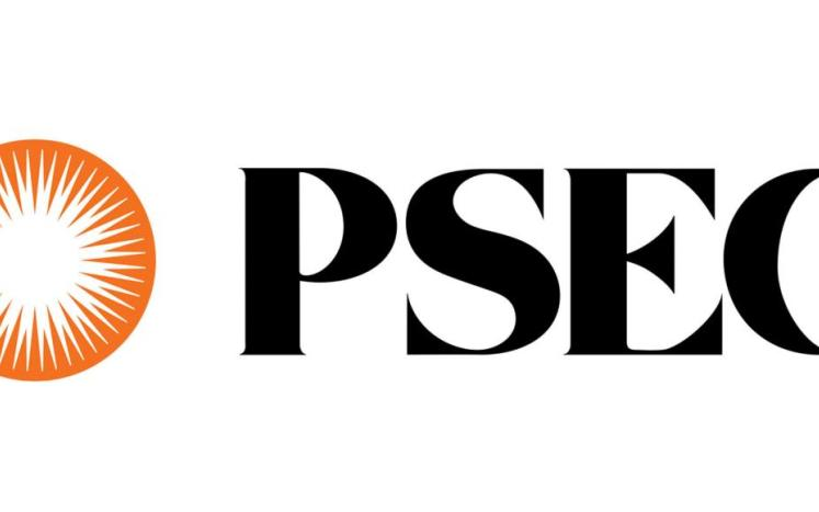PSE&G Logo with image of sun